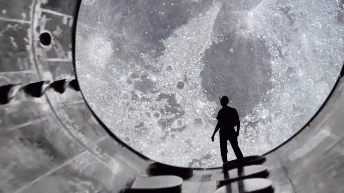Der Mond und die Musik